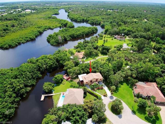 4652 Little River Lane, Fort Myers, FL 33905 (#220023341) :: The Dellatorè Real Estate Group