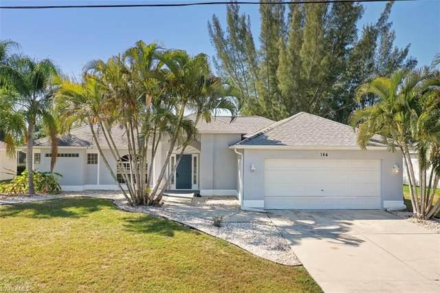 144 SE 23rd St, Cape Coral, FL 33990 (MLS #220023362) :: Clausen Properties, Inc.