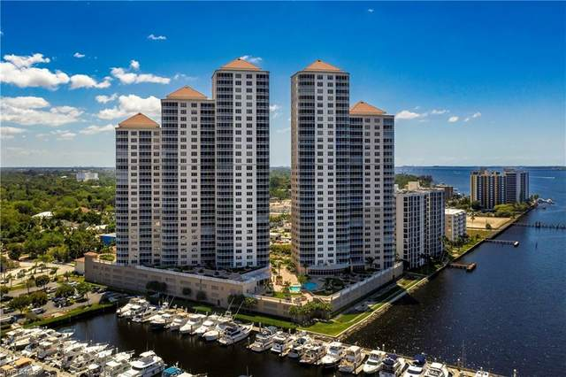 2090 W First St F1106, Fort Myers, FL 33901 (#220023377) :: Caine Premier Properties