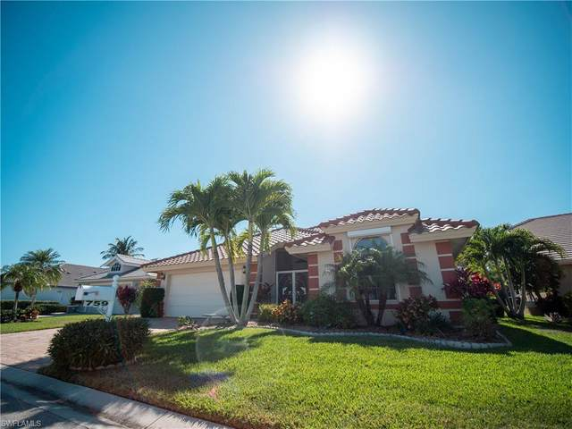 759 Provincetown Dr, Naples, FL 34104 (#220023445) :: Southwest Florida R.E. Group Inc