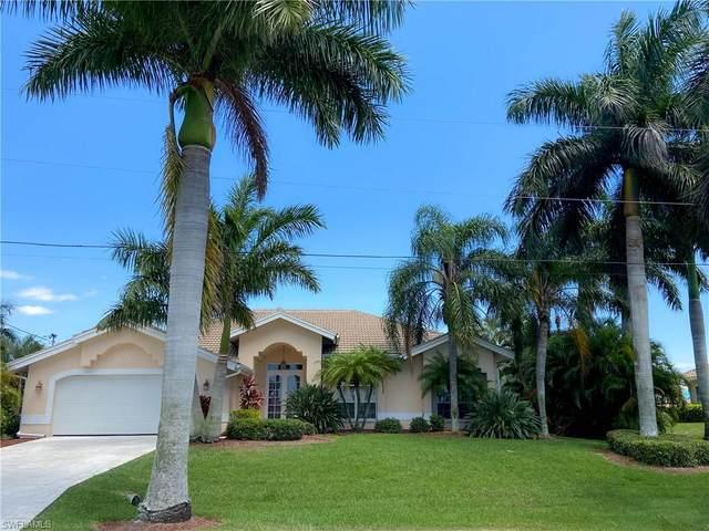 4315 SW 26th Ct, Cape Coral, FL 33914 (#220023503) :: Caine Premier Properties