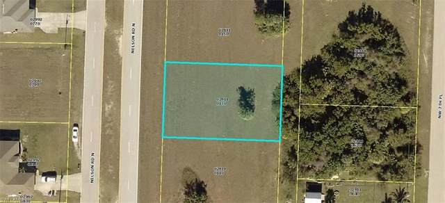 2811 Nelson Rd N, Cape Coral, FL 33993 (MLS #220023514) :: Palm Paradise Real Estate