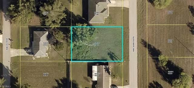 1702 NW Juanita Pl, Cape Coral, FL 33993 (MLS #220023525) :: Palm Paradise Real Estate
