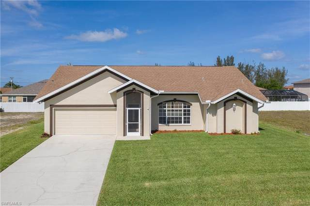 3312 SW 14th Pl, Cape Coral, FL 33914 (MLS #220023598) :: #1 Real Estate Services