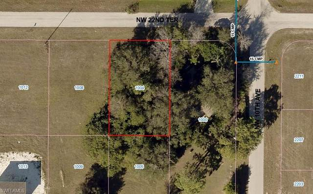 1004 NW 22nd Ter, Cape Coral, FL 33993 (MLS #220023725) :: Palm Paradise Real Estate