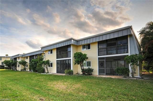 7760 Buccaneer Dr A12, Fort Myers Beach, FL 33931 (#220023731) :: Southwest Florida R.E. Group Inc