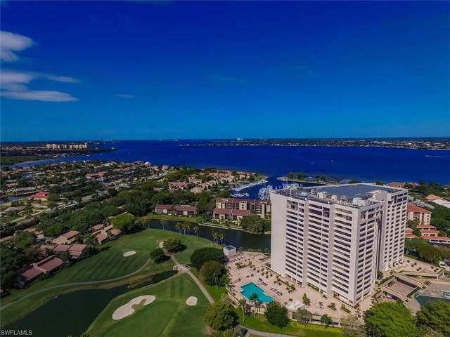 5260 S Landings Dr #1002, Fort Myers, FL 33919 (MLS #220023735) :: Kris Asquith's Diamond Coastal Group