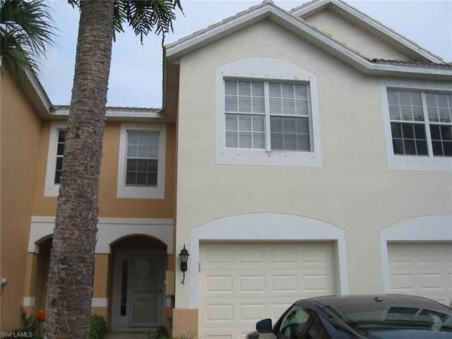 8381 Village Edge Cir #4, Fort Myers, FL 33919 (MLS #220023744) :: Kris Asquith's Diamond Coastal Group