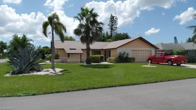 1220 SE 32nd Ter, Cape Coral, FL 33904 (MLS #220023791) :: Sand Dollar Group