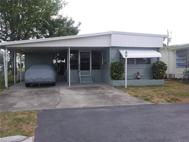 897 Homestead Drive, North Fort Myers, FL 33917 (#220023842) :: Jason Schiering, PA