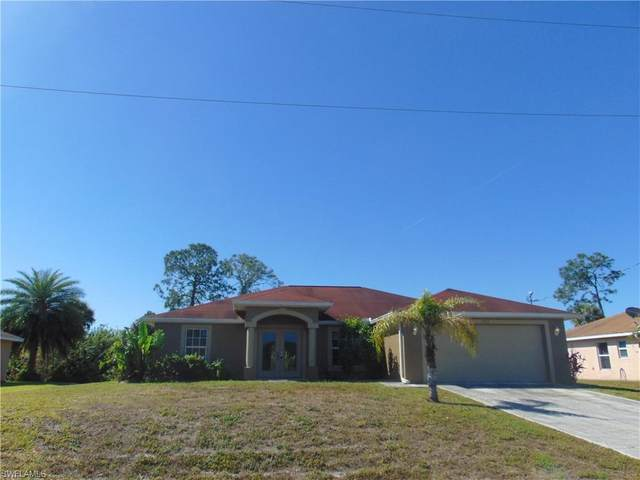 3605 75th St W, Lehigh Acres, FL 33971 (MLS #220023896) :: RE/MAX Realty Team