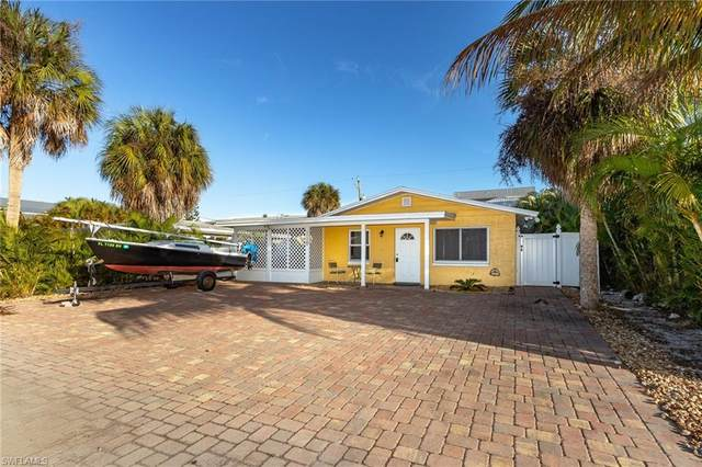 110 Washington Ave, Fort Myers Beach, FL 33931 (MLS #220023941) :: RE/MAX Radiance