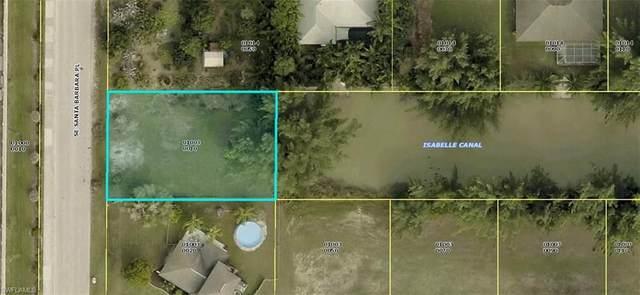 1525 SE Santa Barbara Pl, Cape Coral, FL 33990 (MLS #220023971) :: #1 Real Estate Services
