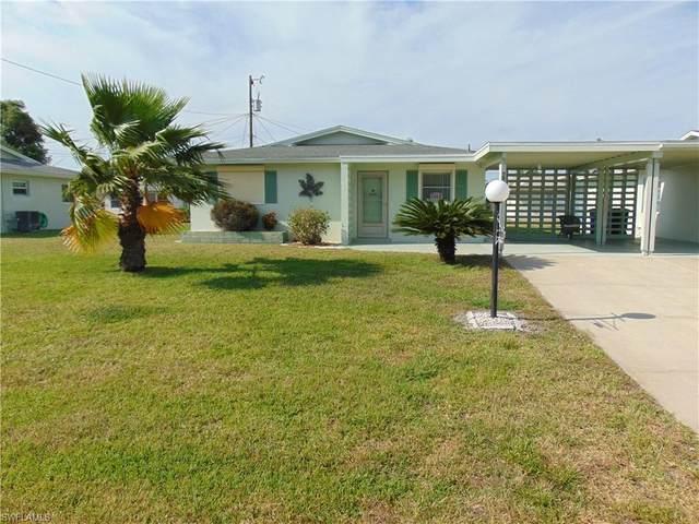 2331 Orange St, Lehigh Acres, FL 33936 (MLS #220023983) :: RE/MAX Realty Team