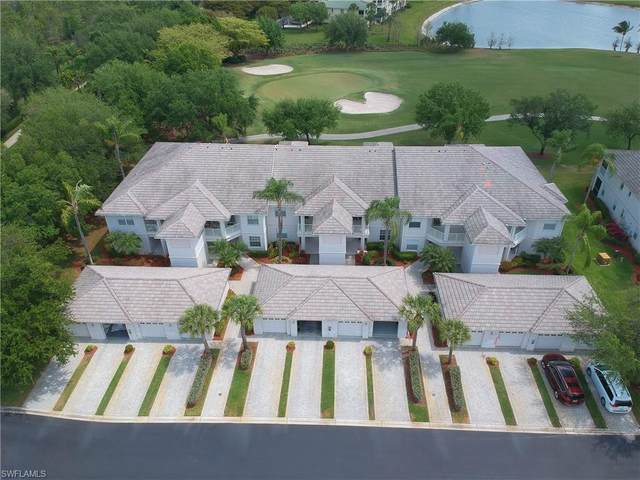 14501 Farrington Way #202, Fort Myers, FL 33912 (MLS #220023990) :: #1 Real Estate Services