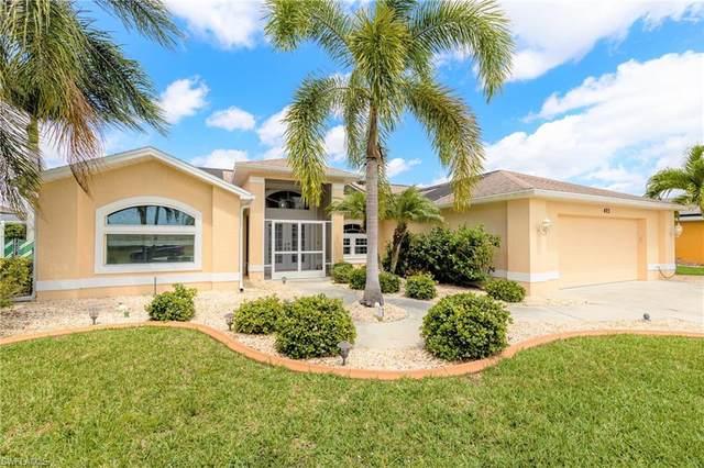 423 SE 19th Ter, Cape Coral, FL 33990 (MLS #220024195) :: Clausen Properties, Inc.