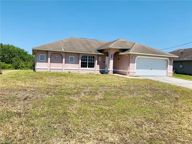 843 Wolverine St E, Lehigh Acres, FL 33974 (MLS #220024284) :: Clausen Properties, Inc.