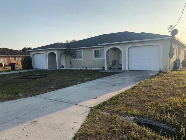 736/738 Homer Ave S #2, Lehigh Acres, FL 33973 (MLS #220024288) :: Palm Paradise Real Estate