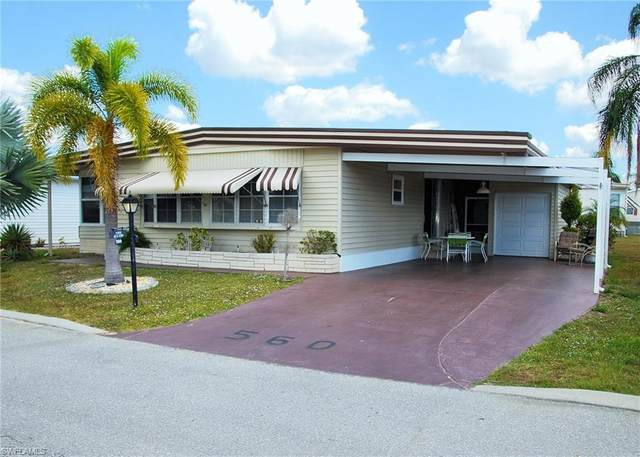 560 Hogan Drive, North Fort Myers, FL 33903 (#220024337) :: Jason Schiering, PA