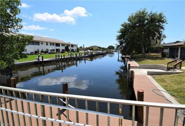4803 Triton Ct W #1, Cape Coral, FL 33904 (MLS #220024404) :: Clausen Properties, Inc.