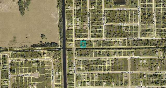 716 Calumet St E, Lehigh Acres, FL 33974 (MLS #220024445) :: RE/MAX Realty Team