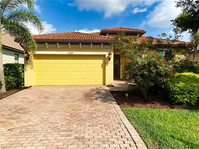 12189 Country Day Circle, Fort Myers, FL 33913 (MLS #220024459) :: #1 Real Estate Services