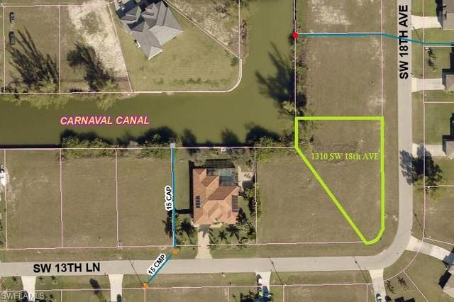 1310 SW 18th Ave, Cape Coral, FL 33991 (MLS #220024491) :: The Keller Group