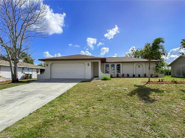 3303 SW 1st Ave, Cape Coral, FL 33914 (MLS #220024542) :: RE/MAX Realty Team
