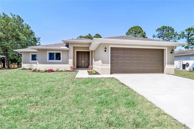 347 Pinehurst Ave, Lehigh Acres, FL 33974 (MLS #220024680) :: RE/MAX Realty Team