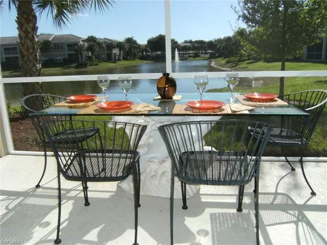 12151 Summergate Cir #103, Fort Myers, FL 33913 (MLS #220024764) :: Team Swanbeck