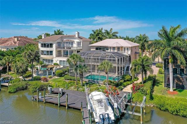 18161 Old Pelican Bay Dr, Fort Myers Beach, FL 33931 (#220024777) :: The Dellatorè Real Estate Group