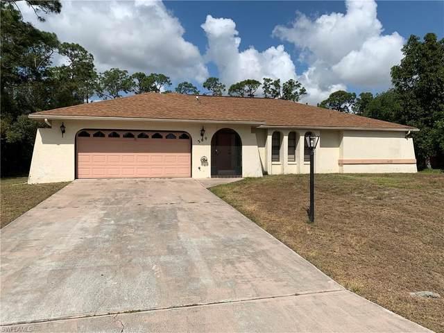 309 Mcarthur Ave, Lehigh Acres, FL 33936 (MLS #220024870) :: Palm Paradise Real Estate