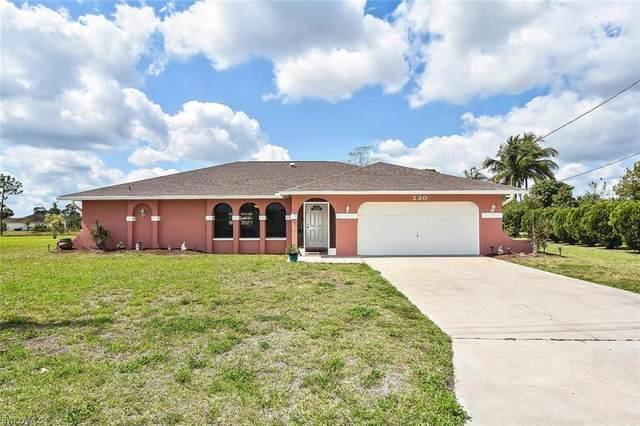 230 Danby Rd, Lehigh Acres, FL 33936 (MLS #220024880) :: Team Swanbeck
