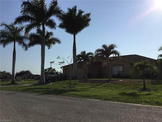 1110 NW 1st Avenue, Cape Coral, FL 33993 (#220025344) :: The Dellatorè Real Estate Group