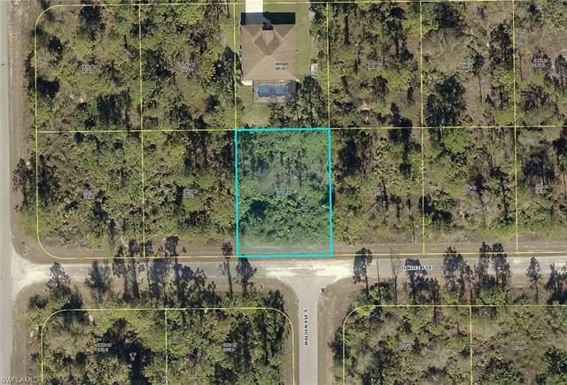735 Dundee Street E, Lehigh Acres, FL 33974 (#220025882) :: The Dellatorè Real Estate Group