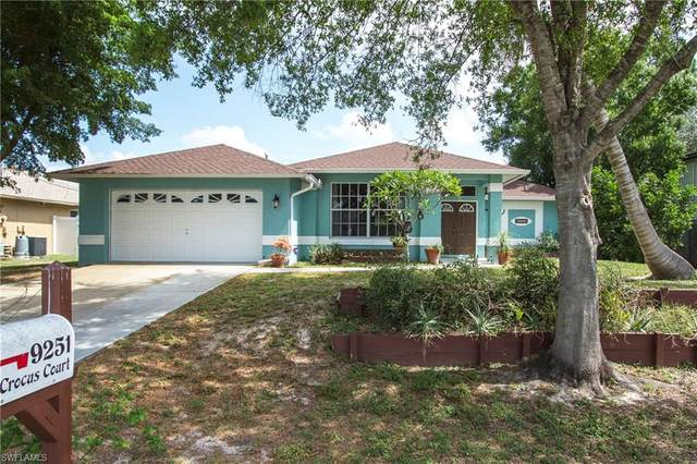 9251 Crocus Court, Fort Myers, FL 33967 (#220026458) :: Southwest Florida R.E. Group Inc