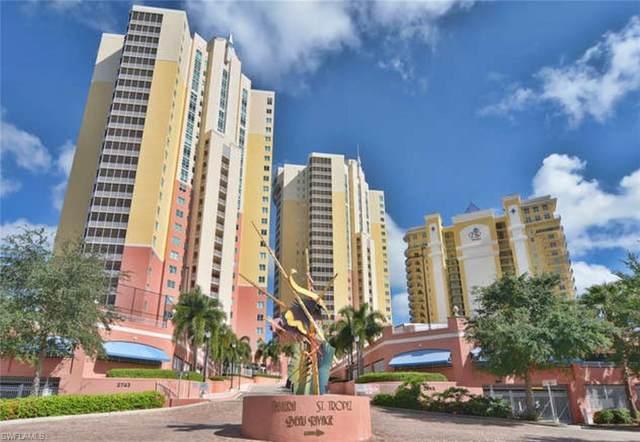 2745 1st Street #1104, Fort Myers, FL 33916 (#220026736) :: The Dellatorè Real Estate Group
