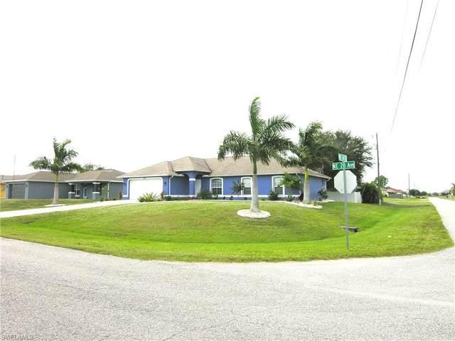 1332 NE 20th Avenue, Cape Coral, FL 33909 (MLS #220026790) :: Clausen Properties, Inc.