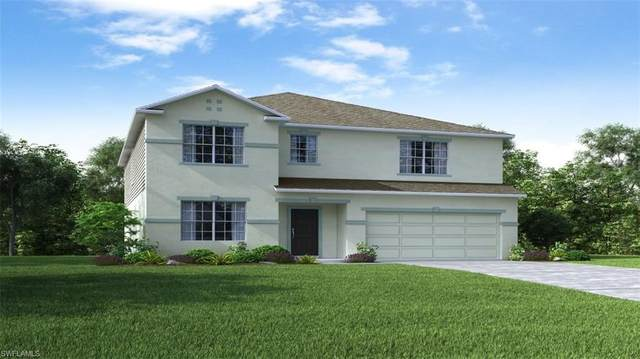 8758 Cascade Price Circle, North Fort Myers, FL 33917 (#220027723) :: Jason Schiering, PA