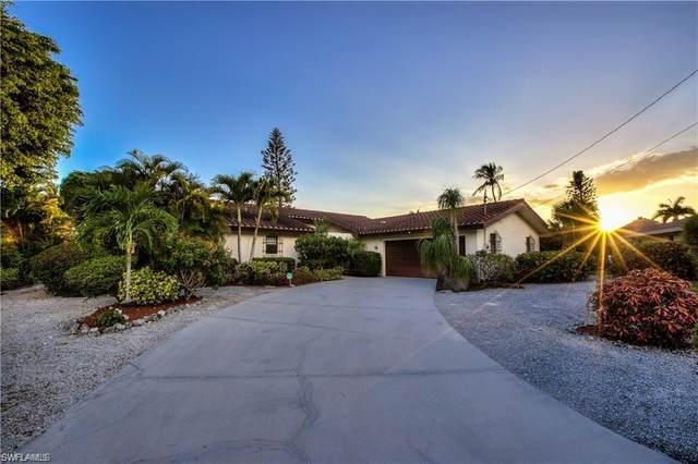 919 Pecten Court, Sanibel, FL 33957 (#220028124) :: The Dellatorè Real Estate Group