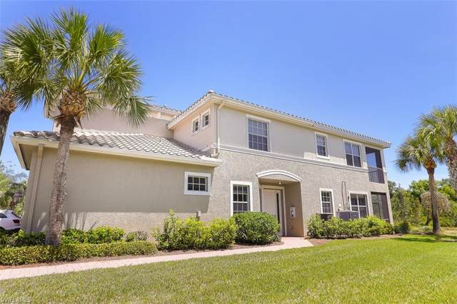 7060 Bay Woods Lake Court #103, Fort Myers, FL 33908 (MLS #220028363) :: Clausen Properties, Inc.