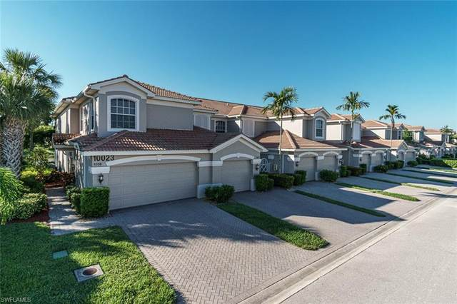 10023 Sky View Way #1206, Fort Myers, FL 33913 (MLS #220028459) :: RE/MAX Realty Group