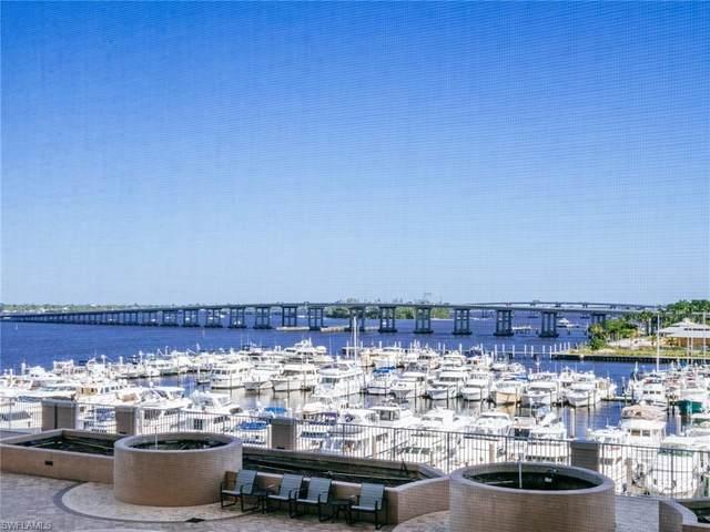 2090 W 1st Street F506, Fort Myers, FL 33901 (#220028480) :: The Dellatorè Real Estate Group