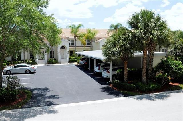 10109 Colonial Country Club Boulevard #2409, Fort Myers, FL 33913 (#220028589) :: The Dellatorè Real Estate Group