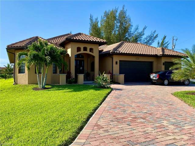 3728 Gulfstream Parkway, Cape Coral, FL 33993 (MLS #220028655) :: #1 Real Estate Services