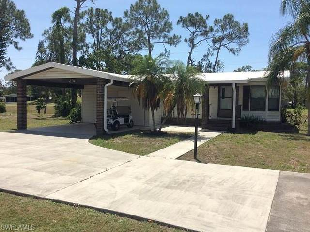 9945 Lake Fairways Boulevard, North Fort Myers, FL 33903 (MLS #220028743) :: Florida Homestar Team