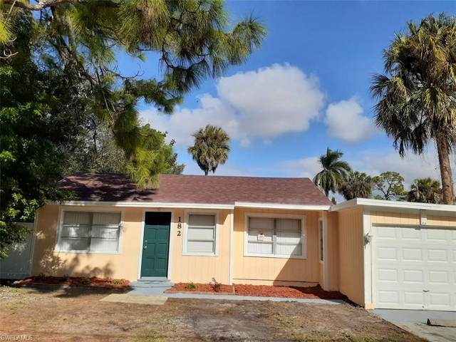 182 Evergreen Road, North Fort Myers, FL 33903 (MLS #220028813) :: The Naples Beach And Homes Team/MVP Realty