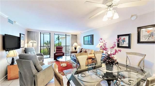 1501 Middle Gulf Drive B406, Sanibel, FL 33957 (MLS #220028885) :: Clausen Properties, Inc.