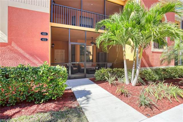 13751 Julias Way #411, Fort Myers, FL 33919 (MLS #220028897) :: #1 Real Estate Services