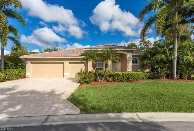 9540 Cedar Creek Drive, Bonita Springs, FL 34135 (#220029461) :: The Dellatorè Real Estate Group